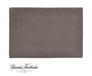 Christian Fischbacher Duschvorleger Dreampure stone grey