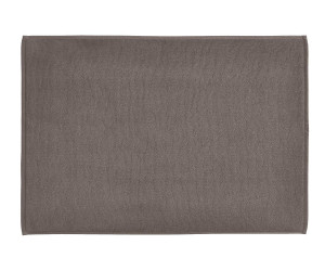 Weseta Duschvorleger Dreampure stone grey -07 (50 x 70 cm)