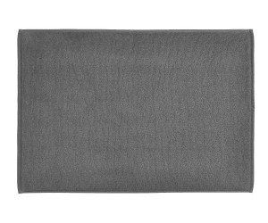 Weseta Duschvorleger Dreampure graphite -50 (50 x 70 cm)
