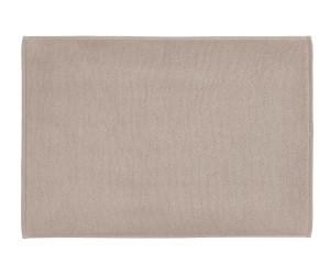 Weseta Duschvorleger Dreampure sand -92 (50 x 70 cm)