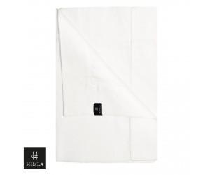 Himla Tischwäsche Serie Ebba weiß