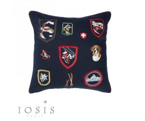 IOSIS Dekokissenbezug  ECUSSONS - Encre (45 x 45 cm)
