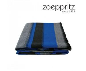 Zoeppritz Decke Endless aquamarin-565