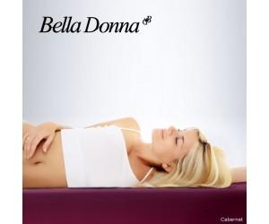 Formesse Spannbettlaken Bella Donna Jersey cabernet