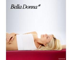 Formesse Spannbettlaken Bella Donna Jersey karminrot