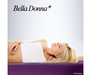 Formesse Spannbettlaken Bella Donna Jersey brombeer