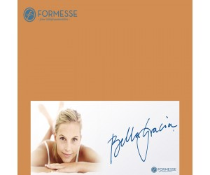 Formesse Spannbettlaken Bella Gracia messing