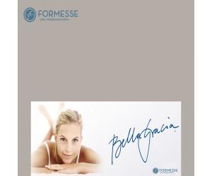 Formesse Spannbettlaken Bella Gracia grau -0701