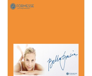 Formesse Spannbettlaken Bella Gracia orange