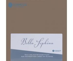 Formesse Spannbettlaken Bella Sephina trüffel -0126