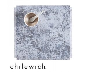 Chilewich Tischset Faded Floral blau