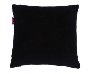 Farbenfreunde Dekokissen schwarz -039 (5 Größen)