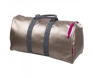 Farbenfreunde Travelbag bronze