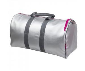Farbenfreunde Travelbag silber