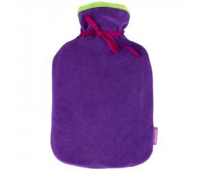 Farbenfreunde Wärmflasche Twins ultra violet/ seegrün (235/258)