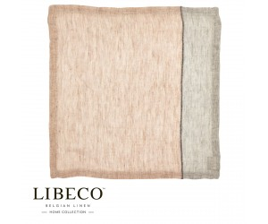 Libeco Servietten Set Feldhaus arabica stripe (6 Stück)
