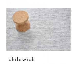 Chilewich Teppich Mosaic weiß-schwarz
