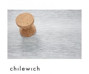 Chilewich Teppich Wave grau