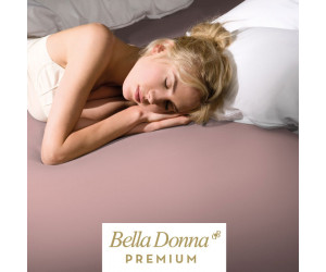 Formesse Spannbettlaken Bella Donna Premium altrose -0565