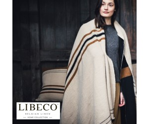Libeco Plaid Foundry beeswax stripe