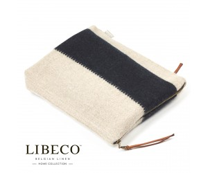 Libeco Etui Foundry black stripe