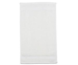 Libeco 2er Pack Gästehandtuch Simi optic white (30x50)