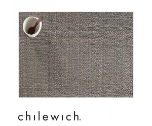 Chilewich Set Glassweave graphite