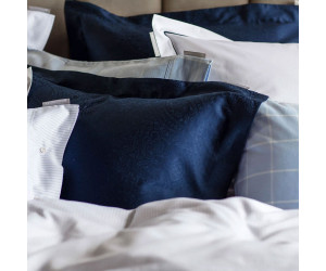 Lexington Bettwäsche Hotel Sateen Jacquard blau