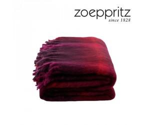 Zoeppritz Decke Hair magenta-330
