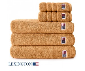 Lexington Handtuch Original gold