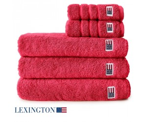 Lexington Handtuch Original rosarot