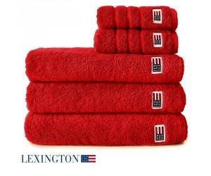 Lexington Handtuch Original rot
