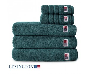 Lexington Handtuch Original racing green