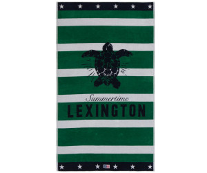 Lexington Strandtuch Graphic Velour Beach Towels Schildkröte (100x180cm)