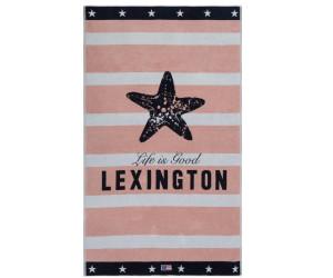 Lexington Strandtuch Graphic Velour Beach Towels Seestern (100x180cm)