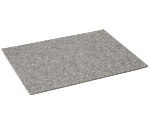 Hey-Sign Filz Tischset rechteckig hellmeliert -07 (45x35cm, Stärke: 5mm)