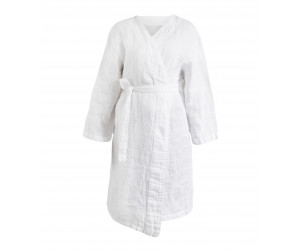 Himla Bademantel Fresh Laundry Kimono Collection weiß (onesize)