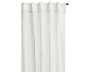 Himla Leinen Vorhang Segel mit versteckten Schlaufen weiß
