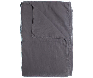 Himla gesteppter Bettüberwurf Adelin graphite (2 Größen)