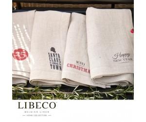 Libeco Servietten Set Holiday (4 Varianten)