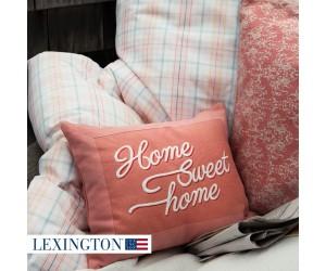 Lexington Dekokissen Message pink