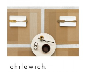 Chilewich Tischset Color Tempo honey