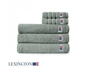 Lexington Handtuch Original in vintage green