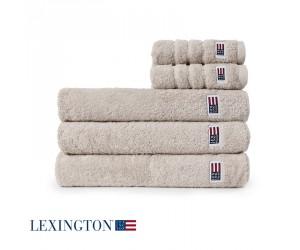 Lexington Handtuch Original in moonbeam