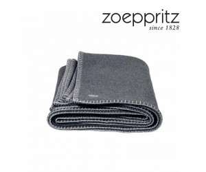 Zoeppritz Kamelhaardecke Hump anthracite melange-960