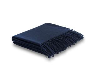 Zoeppritz Decke Imagine -590 dunkleblau (130 x 180 cm)