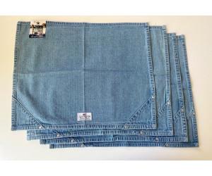 Lexington Platzset Jeans Denim