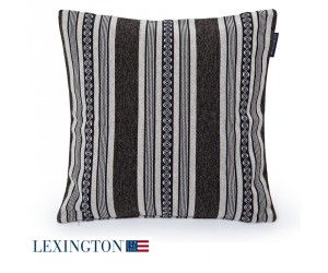 Lexington Dekokissen Jacquard Striped Sham