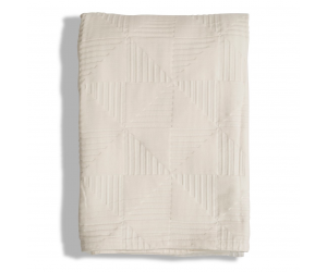 Lexington Baumwolldecke Jacquard Cotton Bedspread creme (2 Größen)