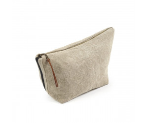 Libeco Täschchen James Cosmetic Bag beige (32 x 19cm)